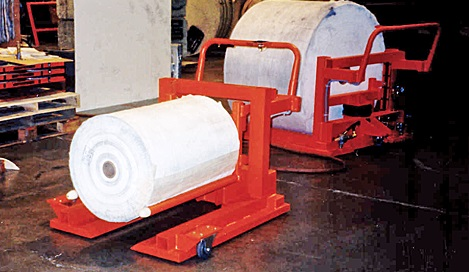 Roll Reel Amp Coil Handling Heavy Load Moving Solutions