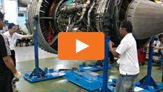 Engine move