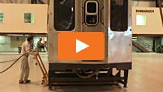 Railcar move