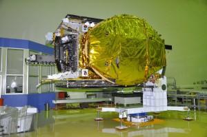 GSAT18 satellite