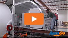 Bewegen eines modularen Konzepts von Airbus